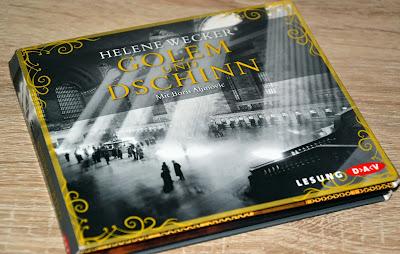 """""""Golem und Dschinn"""" von Helene Wecker, Hörbuch"""