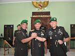 Letkol Czi Anto Indriyanto, S.Sos Resmi Menjabat Dandim 0705/Magelang