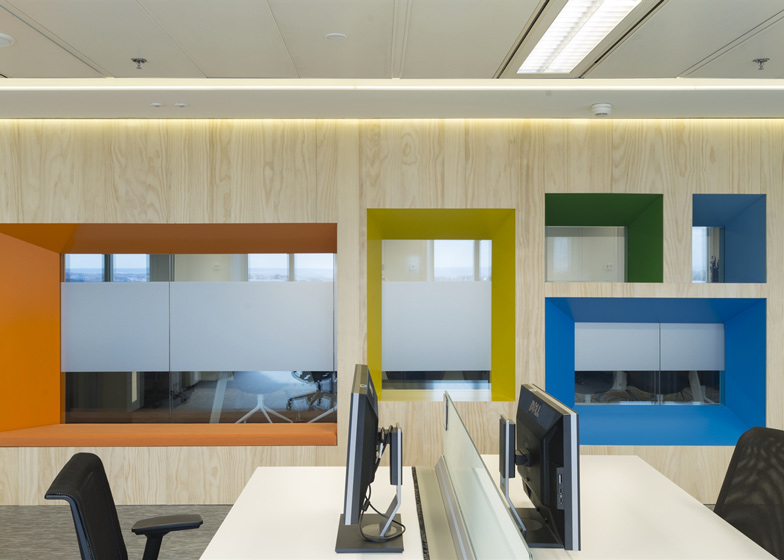 Google office interiors most beautiful houses in the world for Beautiful office interiors