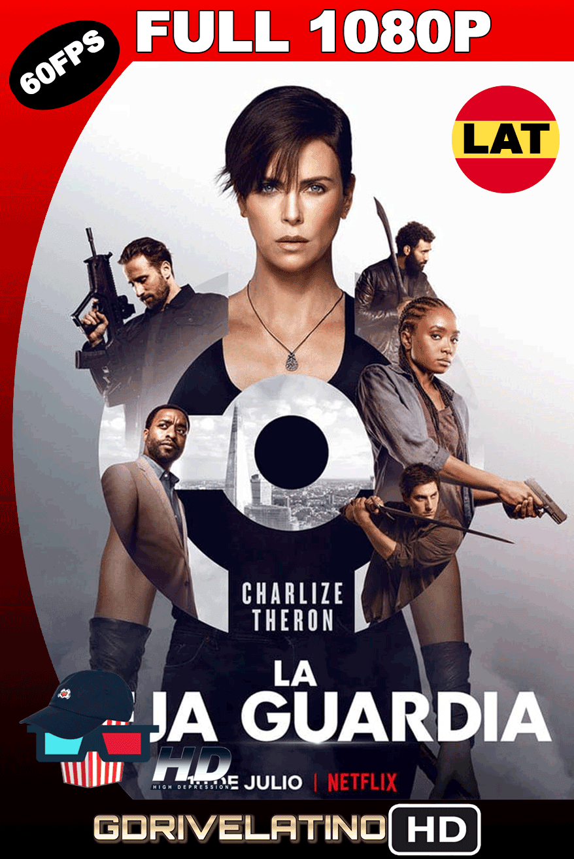 La Vieja Guardia (2020) NF WEB-DL FULL 1080p (60 FPS) Latino-Ingles MKV