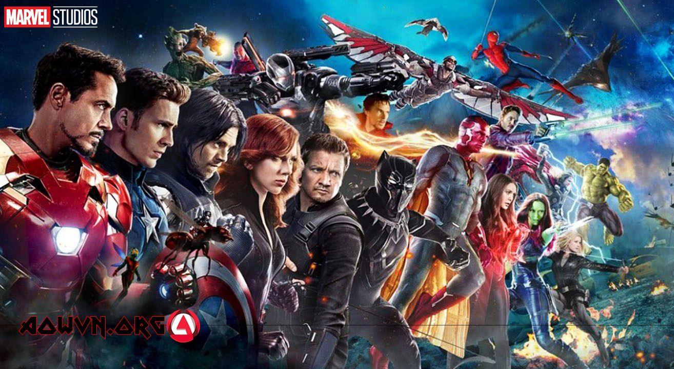 K7bVB3j - [ Phim 3gp Mp4 ] Tổng hợp tất cả các phim của Marvel Studios | Vietsub -  Thứ tự xem chuẩn xác nhất!