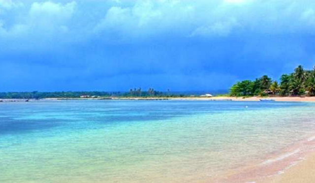 Libur Lebaran, Objek Wisata Ujung Genteng Ramai Dikunjungi Turis