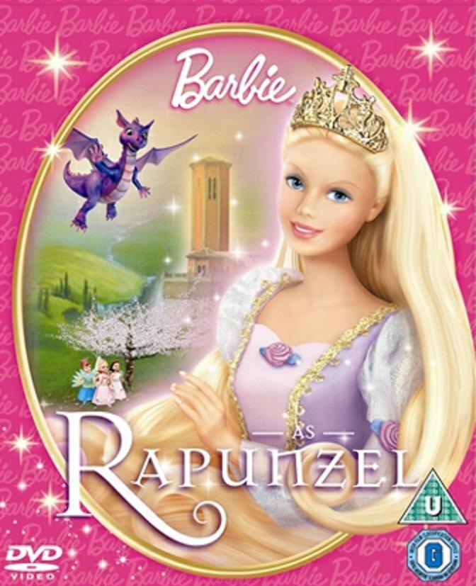 Watch Barbie as Rapunzel Online Free IN HD - MoviesWorldHD