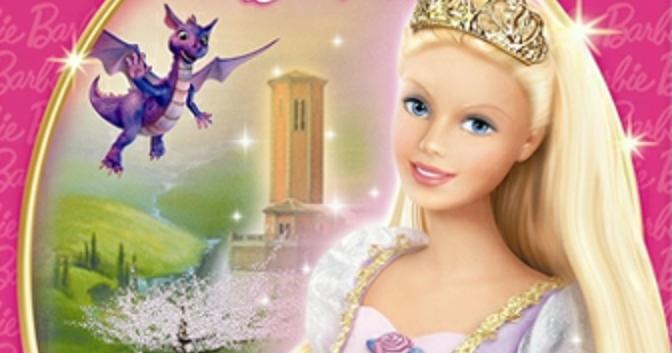 Barbie as Rapunzel (2002) Full Movie Watch Online Free ...