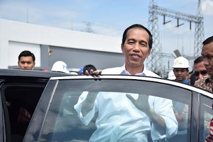 Jokowi Ka Setuju Hukôm Maté Bagi Awak Korupsi