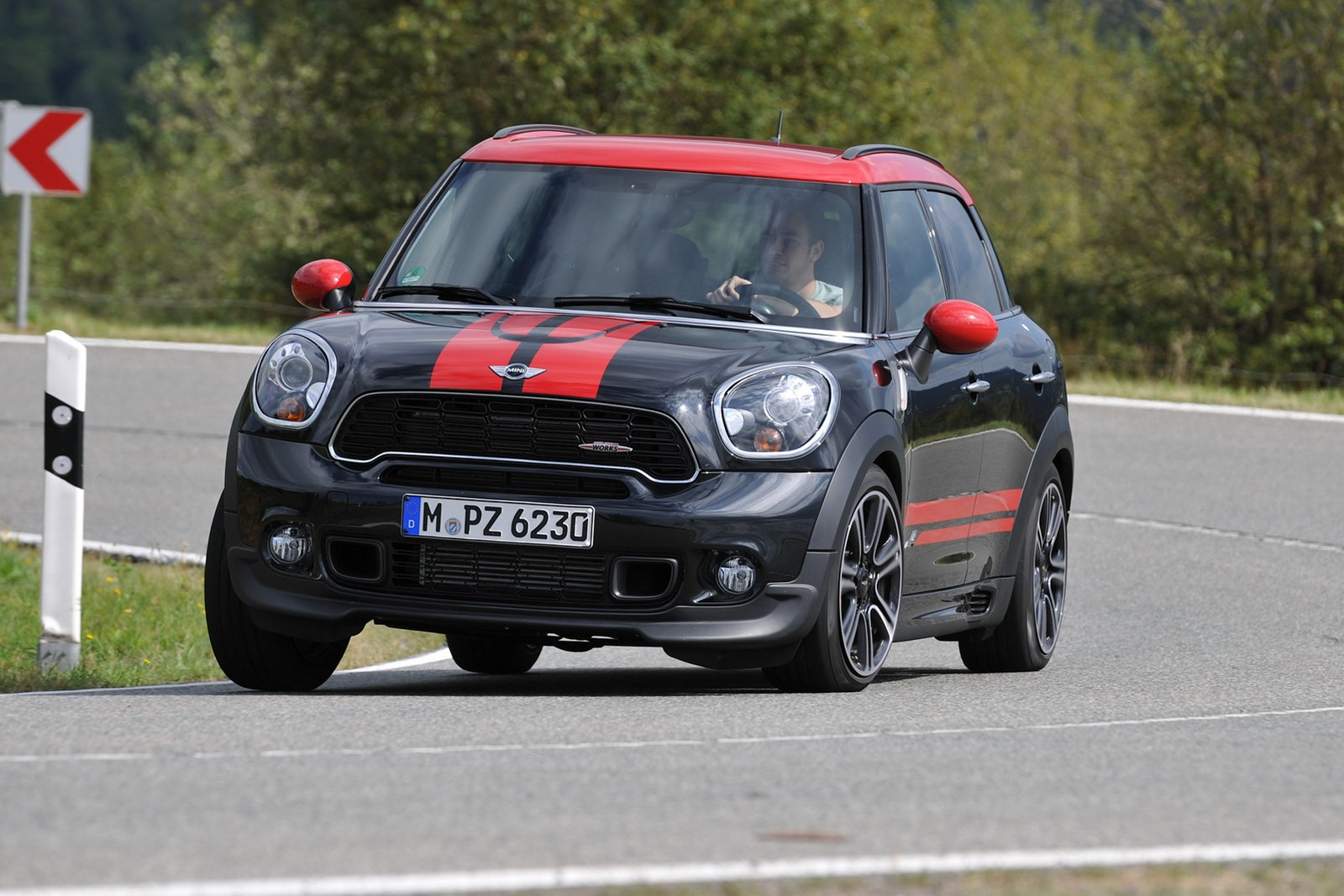 Press Release Mini Countryman John Cooper Works Bmw Markham