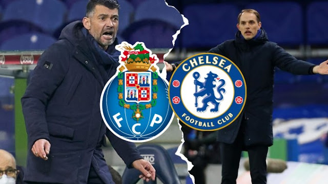 Champions League: Predicted Chelsea line-up (3-4-2-1) vs FC Porto