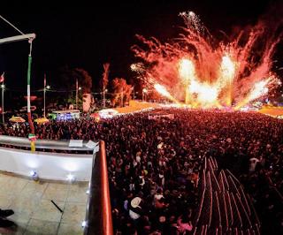 fiestas patrias Tula 2019
