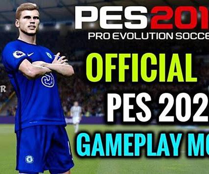 PES 2019 Official PES 2021 Gameplay V2