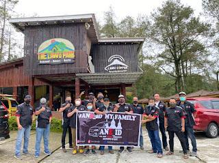 Baksos dan Kegiatan Anniversary Komunitas All New Ertiga Indonesia Chapter Jateng DIY ke-1