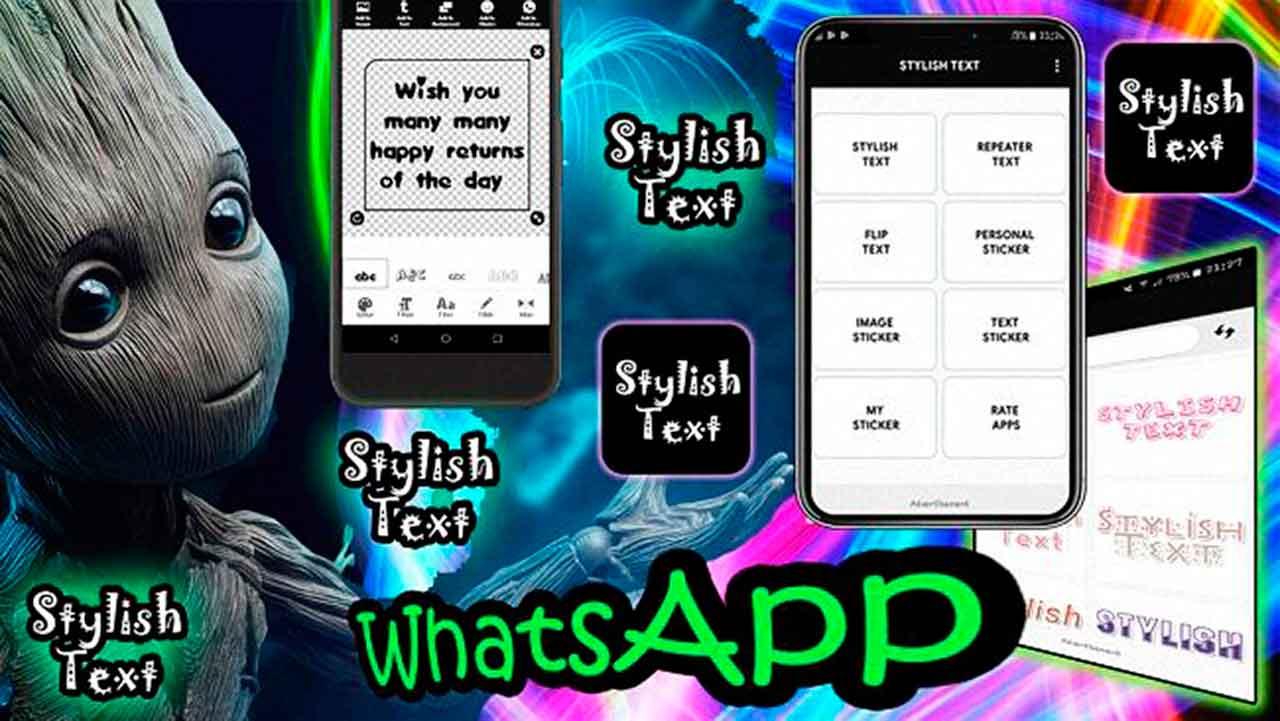 Cómo tener diferentes tipos de letras en WhatsApp
