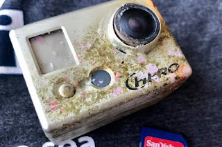 GoPro camera recovered after six years under water in Hawaii