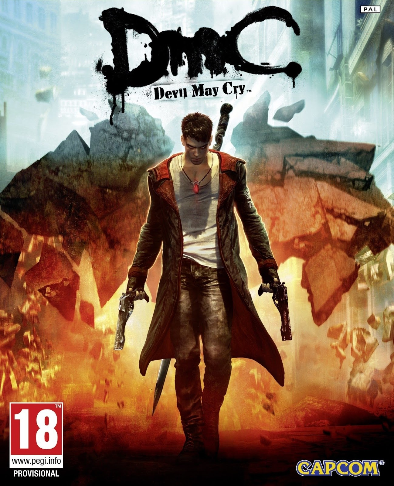 Devil May Cry 5 - game of 2019 43