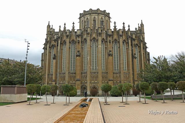 Catedral de María Inmaculada, Vitoria