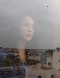 sad girl whatsapp dp hd image