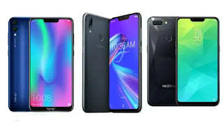 Asus ZenFone Max M2, Realme 2 and Honor 8C?
