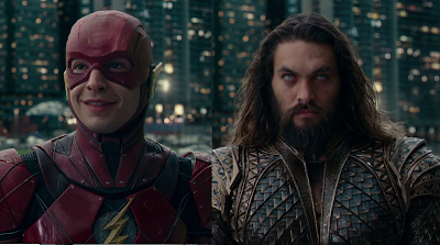 Zack Snyder's Justice League The Flash & Aquaman
