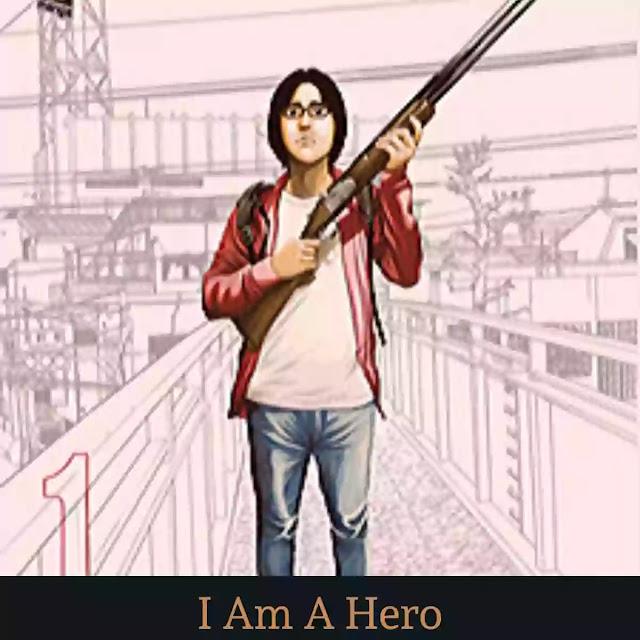 Hayakari Hiromi I Am A Hero