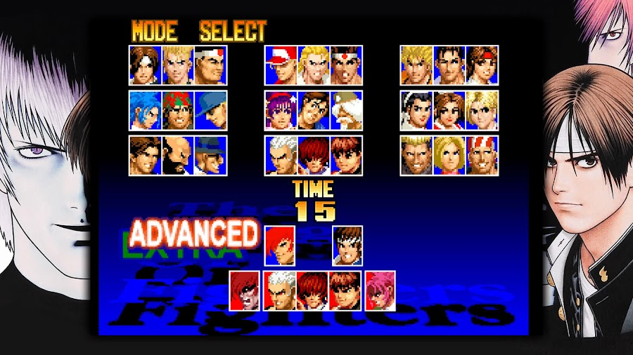 snk king of fighters '97 ps4