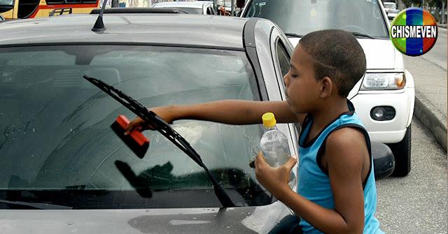 En Bolivia alquilan a niños venezolanos para que pidan limosna en las calles