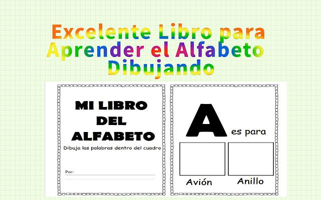 abecedario,preescolar,primaria,descargar