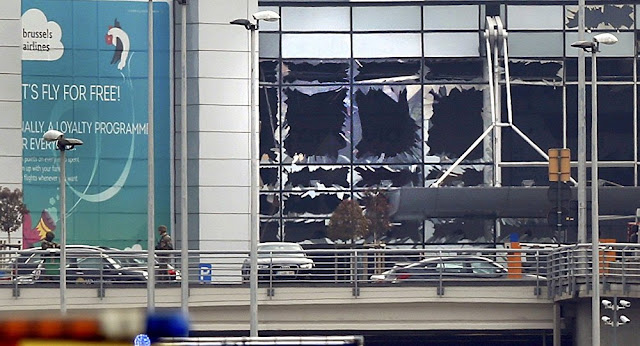 """Facebook ativa """"Verificação de segurança"""" para os ataques em Bruxelas"""