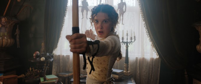 Crítica de 'Enola Holmes' (2020) - Película Netflix