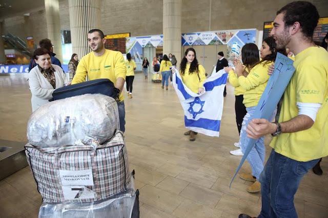 Brasileiros ganham ONG para recepcioná-los em Israel