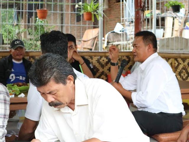 Reses Anggota DPR RI, Obon Tabroni: Saya Mendengar Langsung Aspirasi Warga