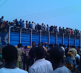 Harsh Economy Under Buhari: Nigerians In Mass Exodus From City Back To Village