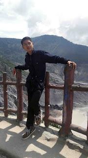 Gunung Tangkuban Perahu 4