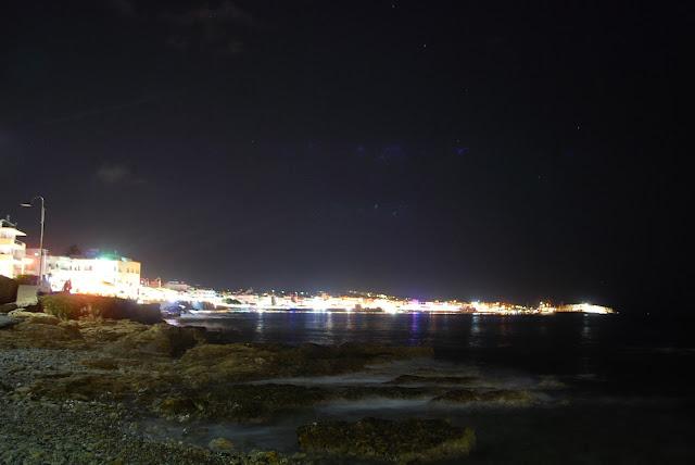 Огни ночного Херсонисоса
