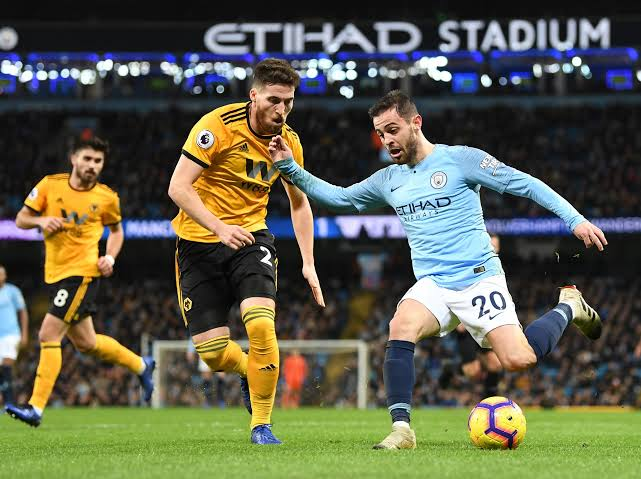 Wolves Becomes Only The Second Team to Do a League Double Over Man. City