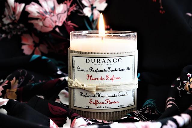 durance fleur de safran, durance bougie parfumée fleur de safran, fleur de safran, nouvelle bougie parfumée durance, bougie fleur de safran durance avis, bougie parfumée, bougie durance, durance bougies, bougie parfumée naturelle, candles, candle review, scented candle, avis durance, bougie en cire végétale, meilleure marque de bougie parfumée