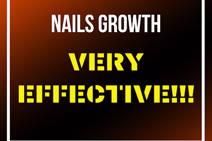 Tips For Faster Nails Growth – VERY EFFECTIVE!!!