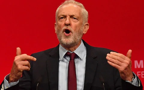 Political race will be 'more enthusiastically and dirtier' than any time in recent memory, says Corbyn
