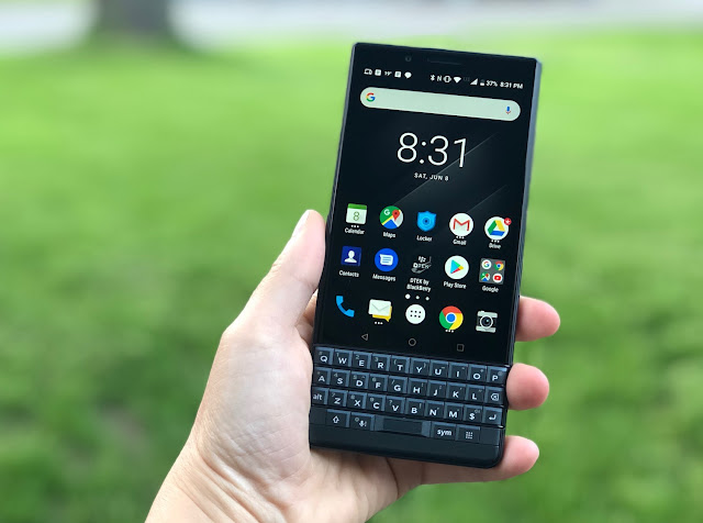 BlackBerry KEY2 - An Iconic Gift for the Quintessential Dad