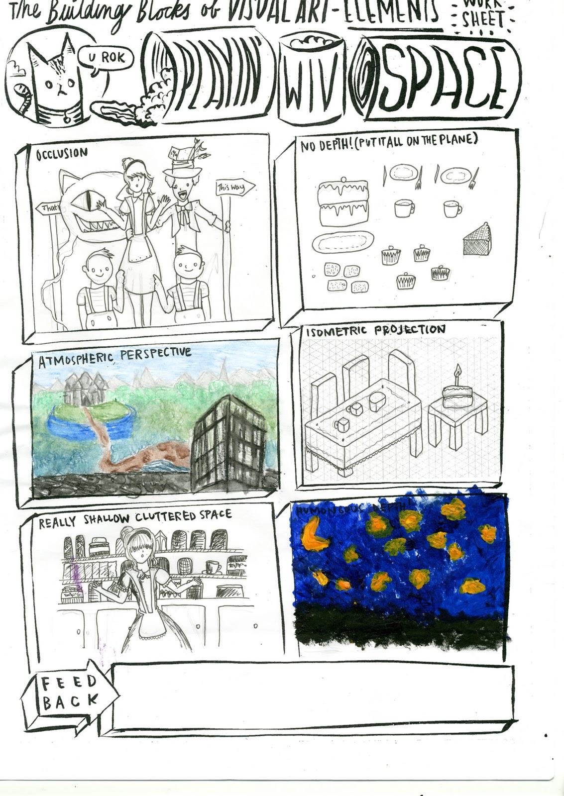 Creature Building Worksheet