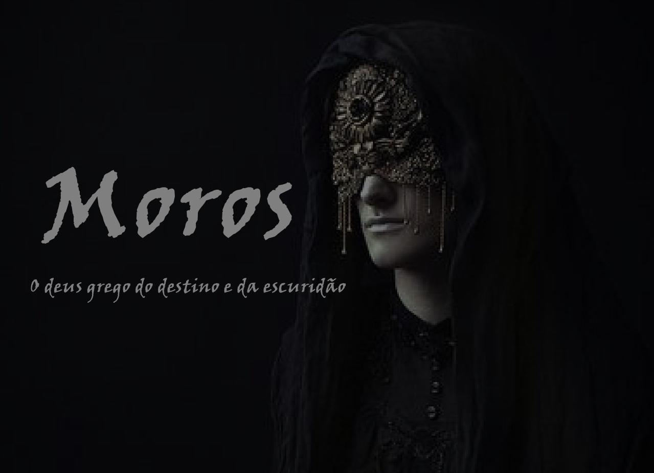Moros - Deus do Destino e da Escuridão na Mitologia Grega