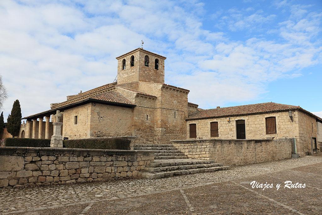 Iglesia de Santa María de Wamba
