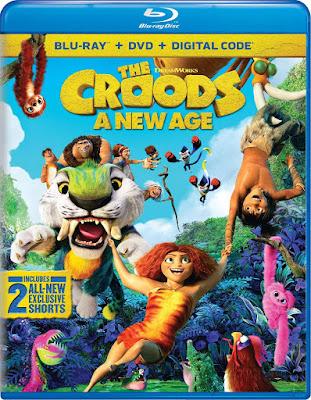 Filme Os Croods 2: Uma Nova Era Dual Áudio 2021 – BluRay 1080p / 720p - Download