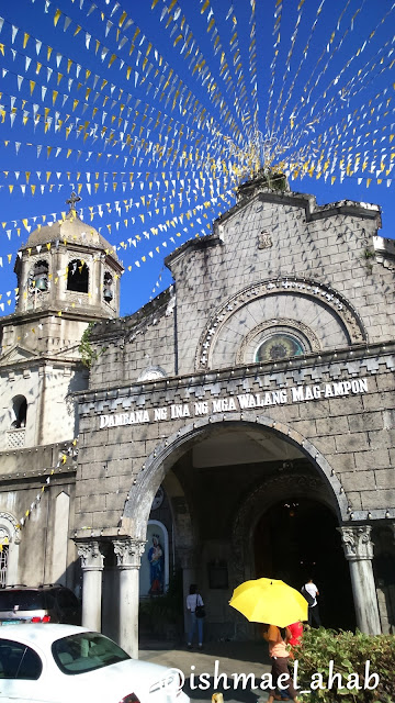 Dambana ng Ina ng mga Walang Mag-ampon or Our Lady of the Abandoned Church in Marikina CIty