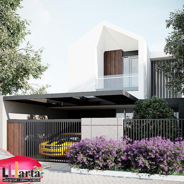 Desain Rumah Tinggal Online Jakarta Tangerang Palembang Lampung