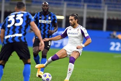 ملخص واهداف مباراة انتر ميلان وفيورنتينا (4-3) الدوري الايطالي
