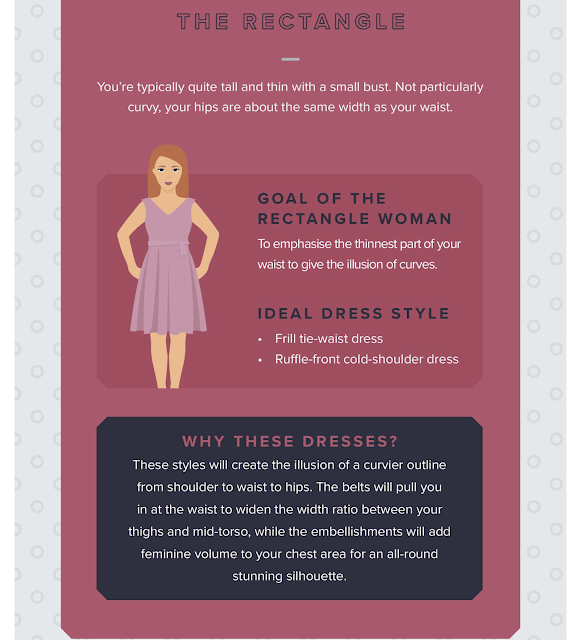 The River Island Guide to Finding THE Perfect Dress.. For Your Shape & Complexion*
