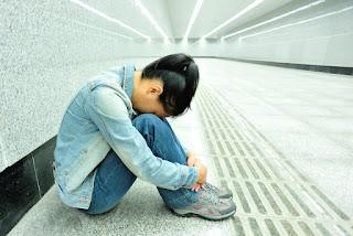 O tânără dezamăgită - imagine preluată de pe google images, via shutterstock.com