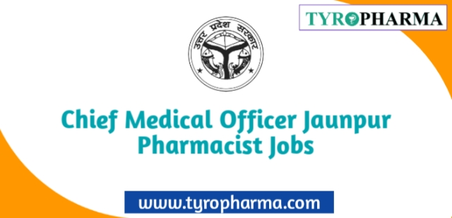 Recruitment for Pharmacist jobs in CMO Jaunpur