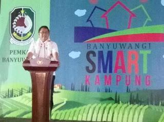program Smart Kampung di Banyuwangi