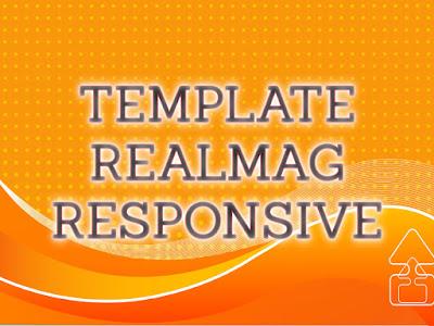 Template Terbaru 2017 RealMag Download Gratis