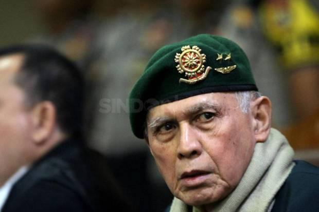 1300 Jenderal Minta Hakim Bebaskan Kivlan Zen